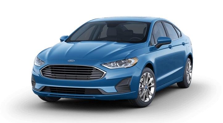 Varsity Ford Ann Arbor >> 2020 Ford Fusion Se